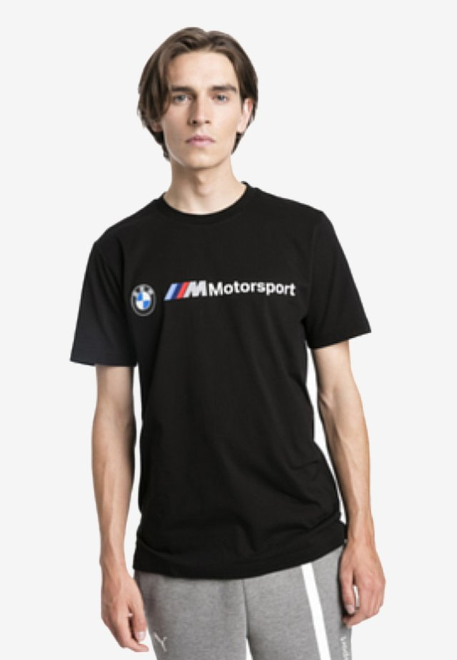 T-shirt imprimé - puma black