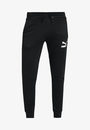 ICONIC TRACK PANTS - Pantalon de survêtement - black