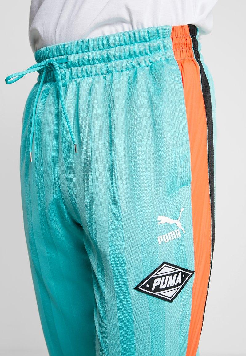 De Woven Survêtement Luxtg Blue PantPantalon Puma Turquoise 8kOwn0PX