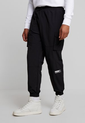 SPORTS FASHION  - Pantalones deportivos -  black