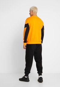 Puma - HEAVY CLASSICS PANTS - Tracksuit bottoms - black - 2