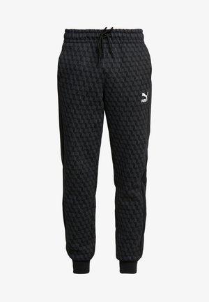 LUXE PACK TRACK PANTS - Pantalon de survêtement - black