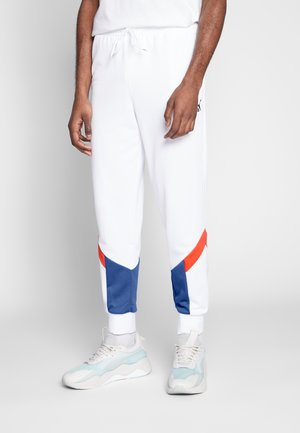 ICONIC  - Tracksuit bottoms - white