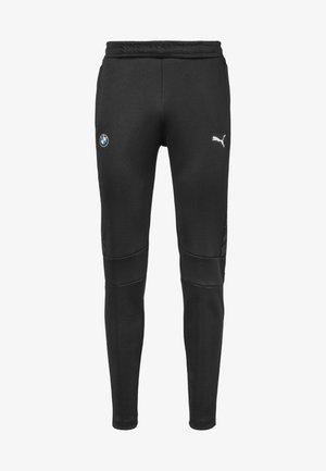PUMA BMW M MOTORSPORT T7 MEN'S KNITTED TRACK PANTS MALE - Pantaloni sportivi - puma black