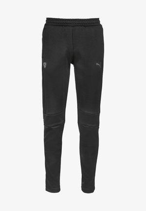 PUMA SCUDERIA FERRARI T7 MEN'S TRACK PANTS MAN - Pantaloni sportivi -  black