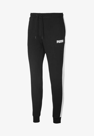 Tracksuit bottoms - puma black