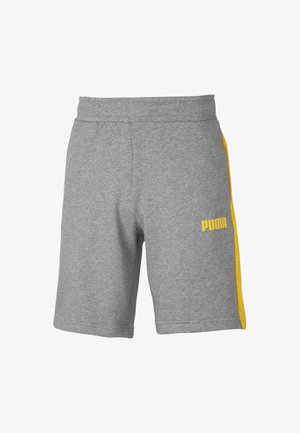 Shorts - medium gray heather