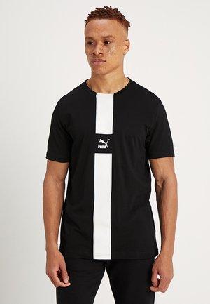 XTG TEE - T-shirt imprimé - black