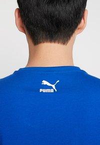 Puma - GRAPHIC TEE - Print T-shirt - surf the web - 5