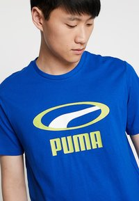 Puma - GRAPHIC TEE - Print T-shirt - surf the web - 3