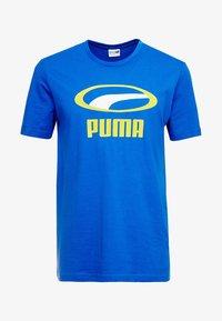 Puma - GRAPHIC TEE - Print T-shirt - surf the web - 4