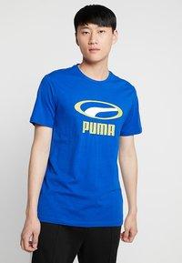 Puma - GRAPHIC TEE - Print T-shirt - surf the web - 0
