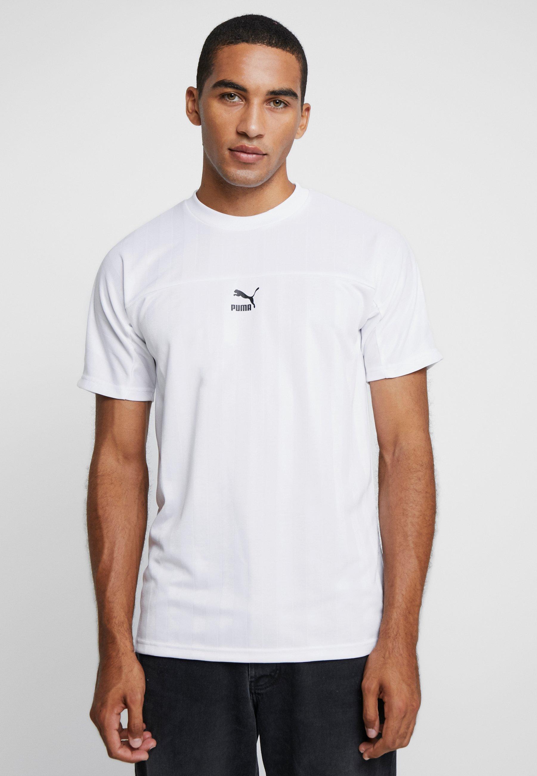 Puma T Puma ImpriméWhite T shirt shirt T ImpriméWhite Puma thrQdCs
