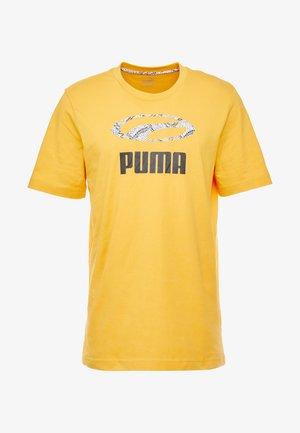 SNAKE PACK TEE - T-shirts print - sunflower