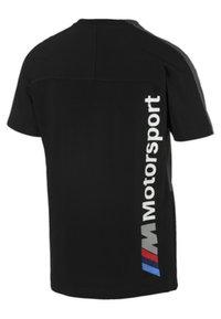 Puma - BMW M MOTORSPORT T7 MEN'S  - T-shirt imprimé - black - 1