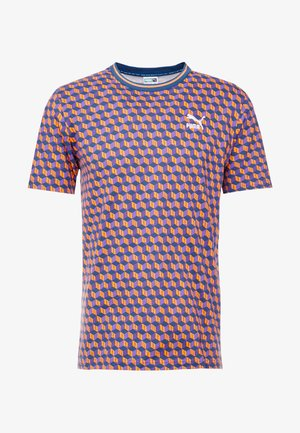 LUXE PACK TEE - T-shirt print - gibraltar sea