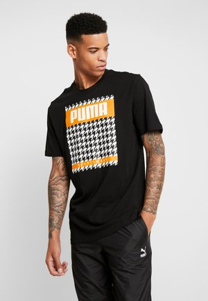 TREND GRAPHIC TEE - T-shirt print - black