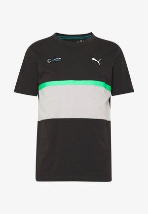 AMG TEE - T-shirt print - puma black