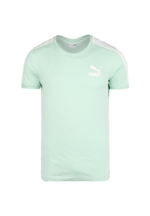 ICONIC - Print T-shirt - mist green
