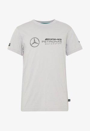 PUMA X AMG MAPM LOGO TEE - T-shirt imprimé - grey