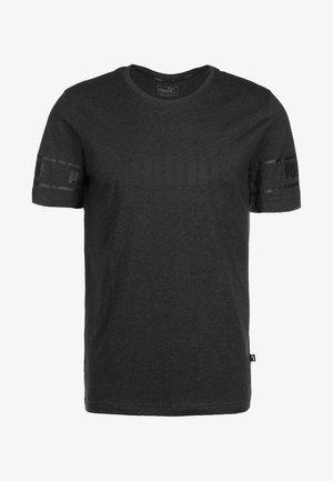 AMPLIFIED BIG LOGO  - T-shirt print - dark grey