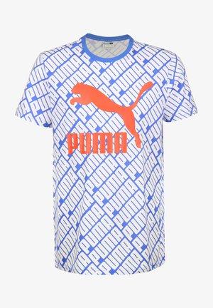 Camiseta estampada - palace blue