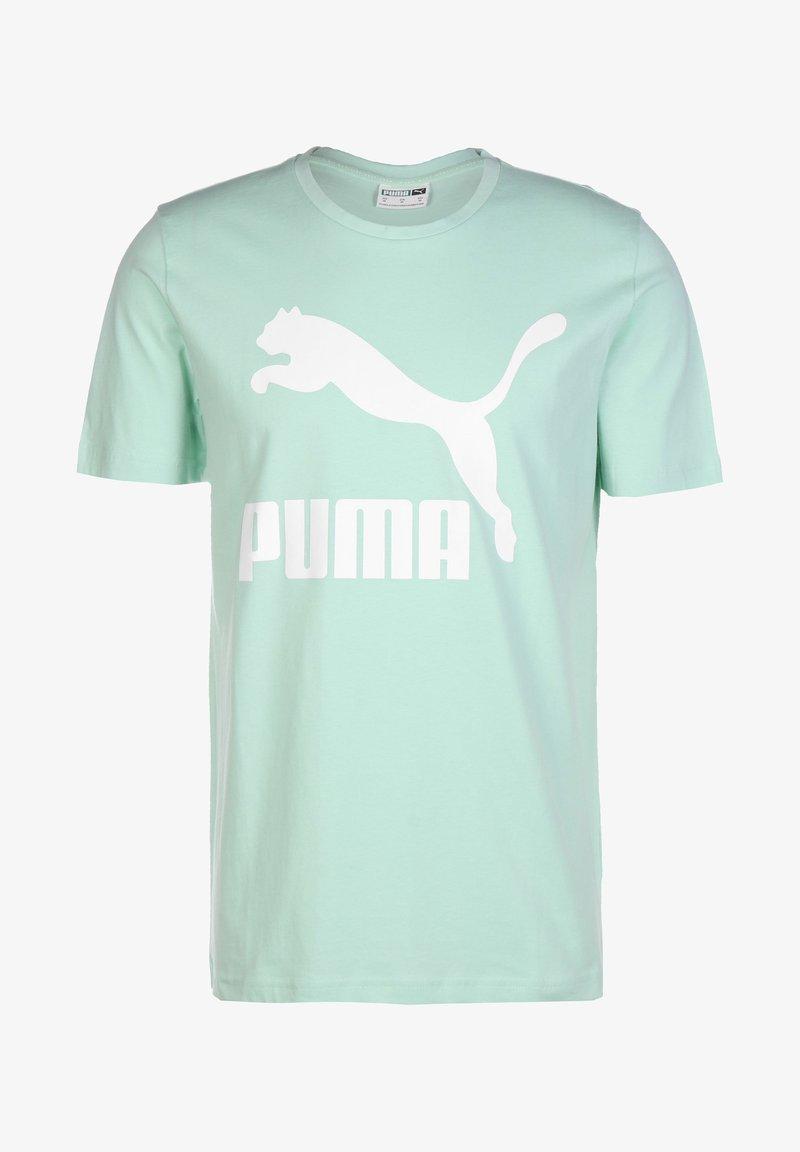 Puma - T-shirt imprimé - mist green