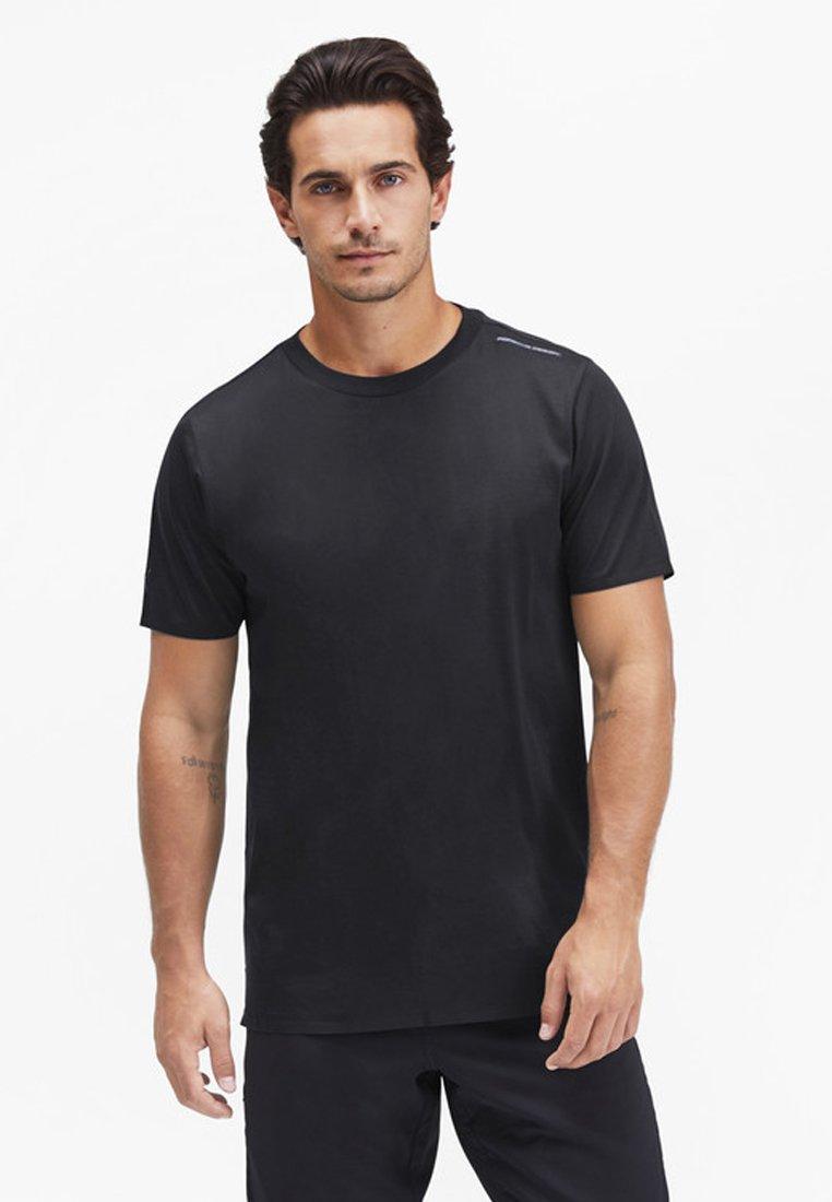 Puma - Basic T-shirt - jet black