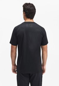 Puma - Basic T-shirt - jet black - 2