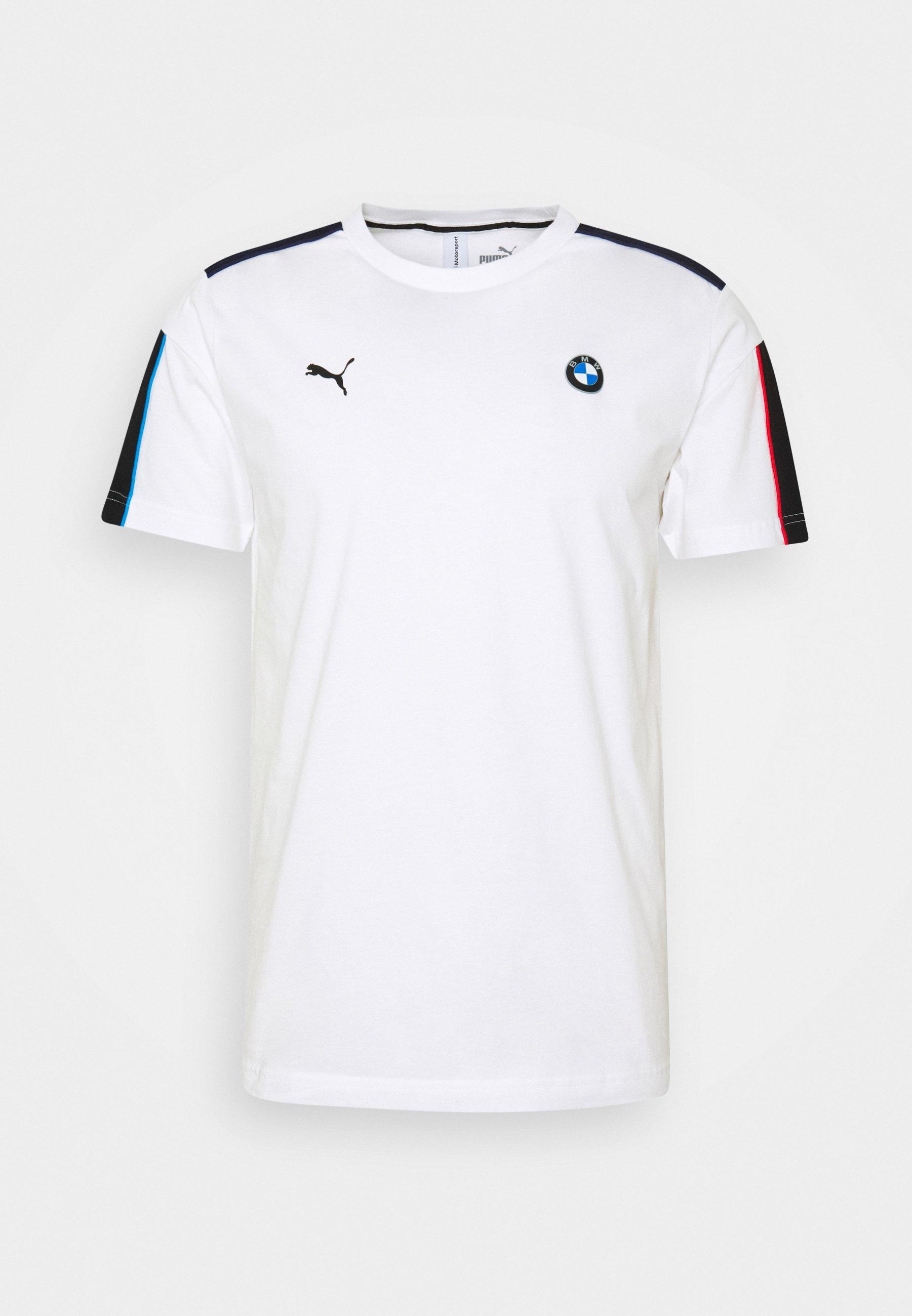 TEE T shirt imprimé white