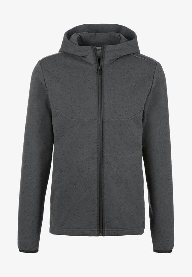PUMA PORSCHE DESIGN CLASSICS FULL ZIP MEN'S RACING HOODIE MALE - veste en sweat zippée - asphalt heather