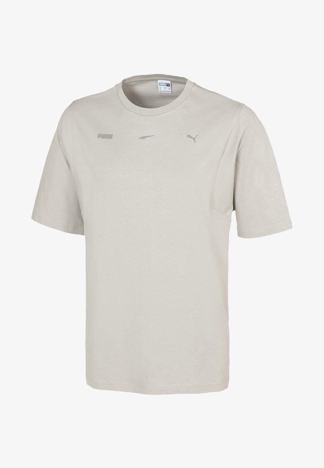 T-shirt basique - flint gray