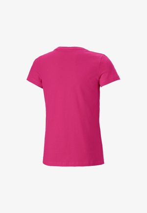 T-shirt imprimé - beetroot purple