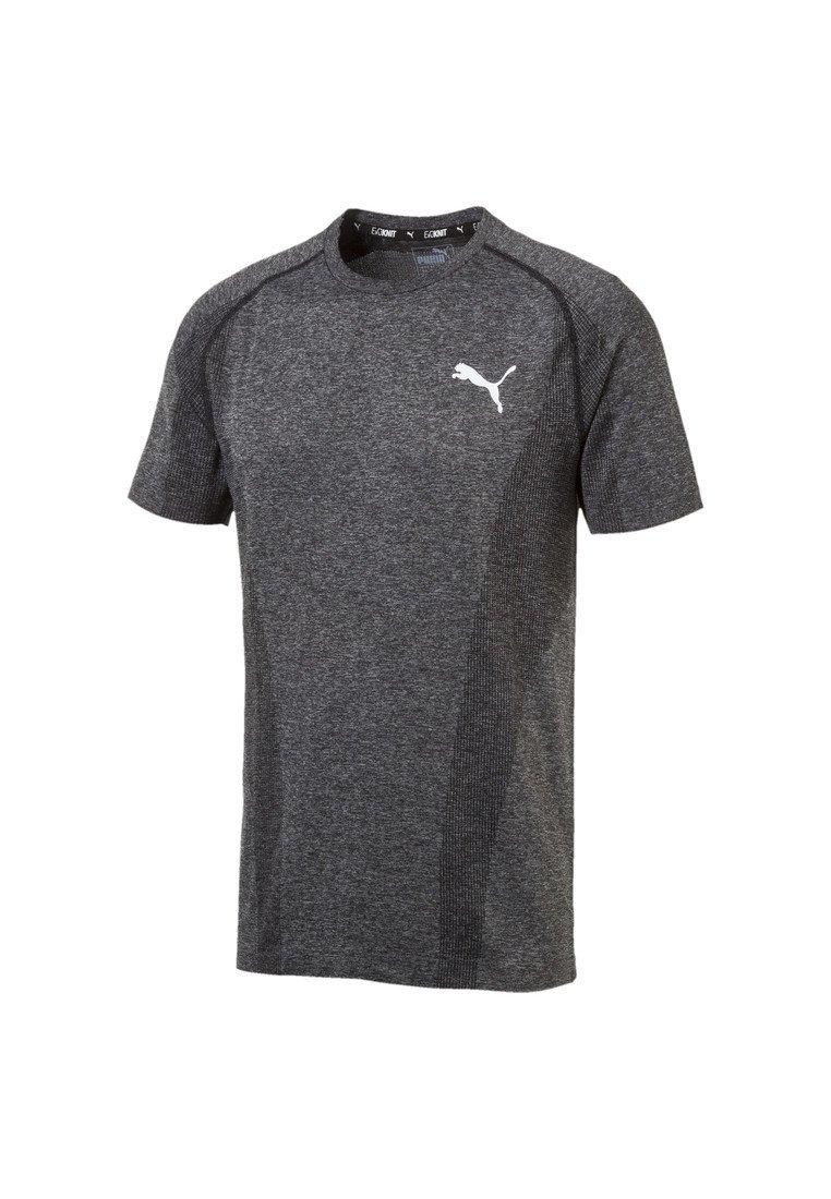 Puma EVOKNIT TEE HOMMES T Shirt print puma black