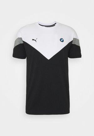BMW TEE - T-shirt con stampa - puma black