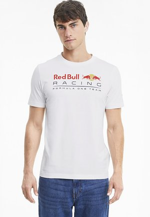 RED BULL  - T-shirt con stampa - white