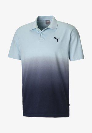 Polo shirt - aquamarine-peacoat