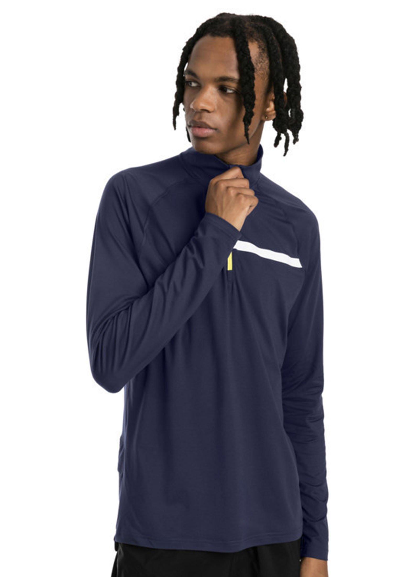 Puma IGNITE - Sports shirt - blue