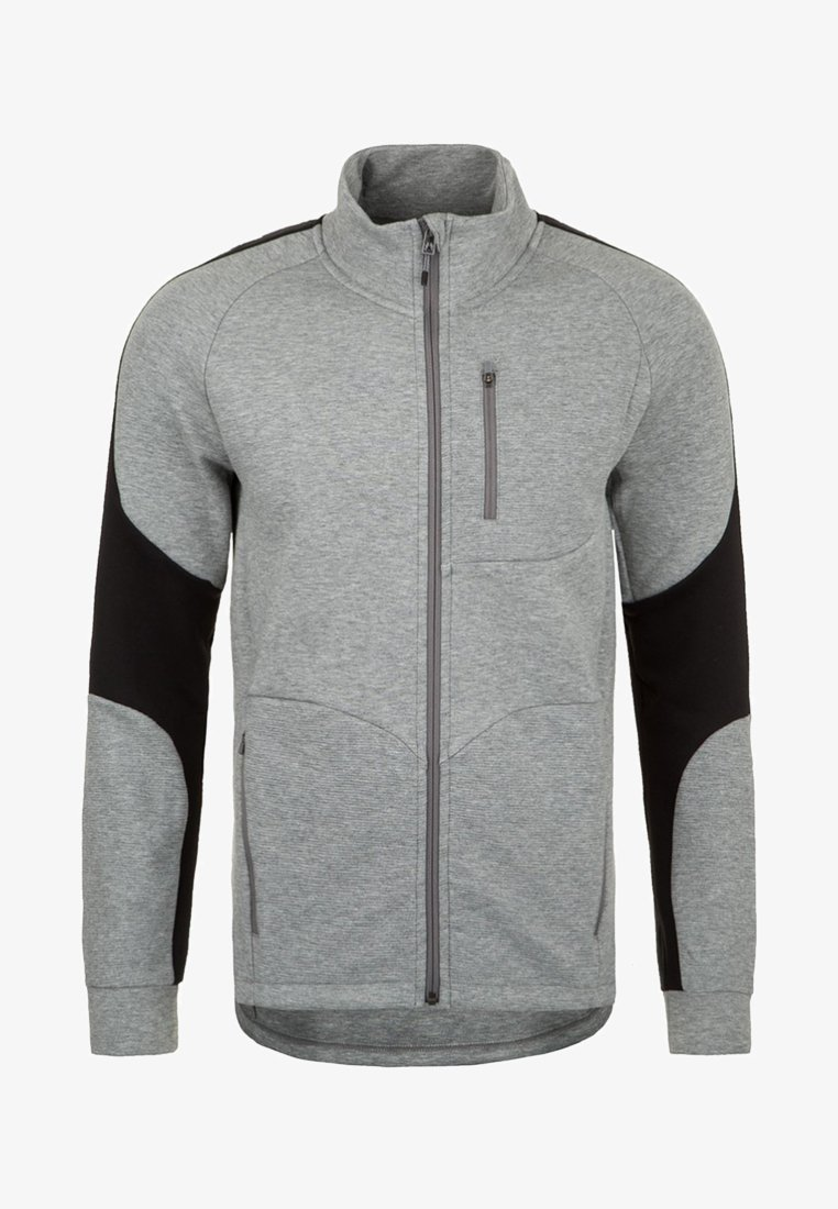 Puma - Sweatjacke - medium gray heather