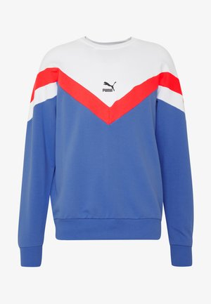 ICONIC MCS CREW  - Sweatshirt - palace blue