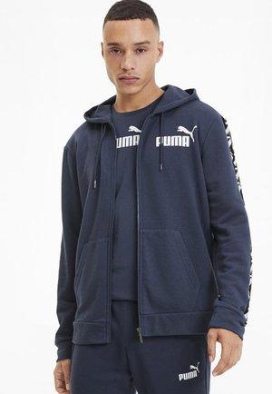 AMPLIFIED  - Zip-up hoodie - dark denim