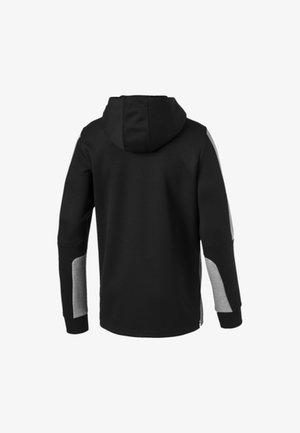 AMG PETRONAS  - veste en sweat zippée - black