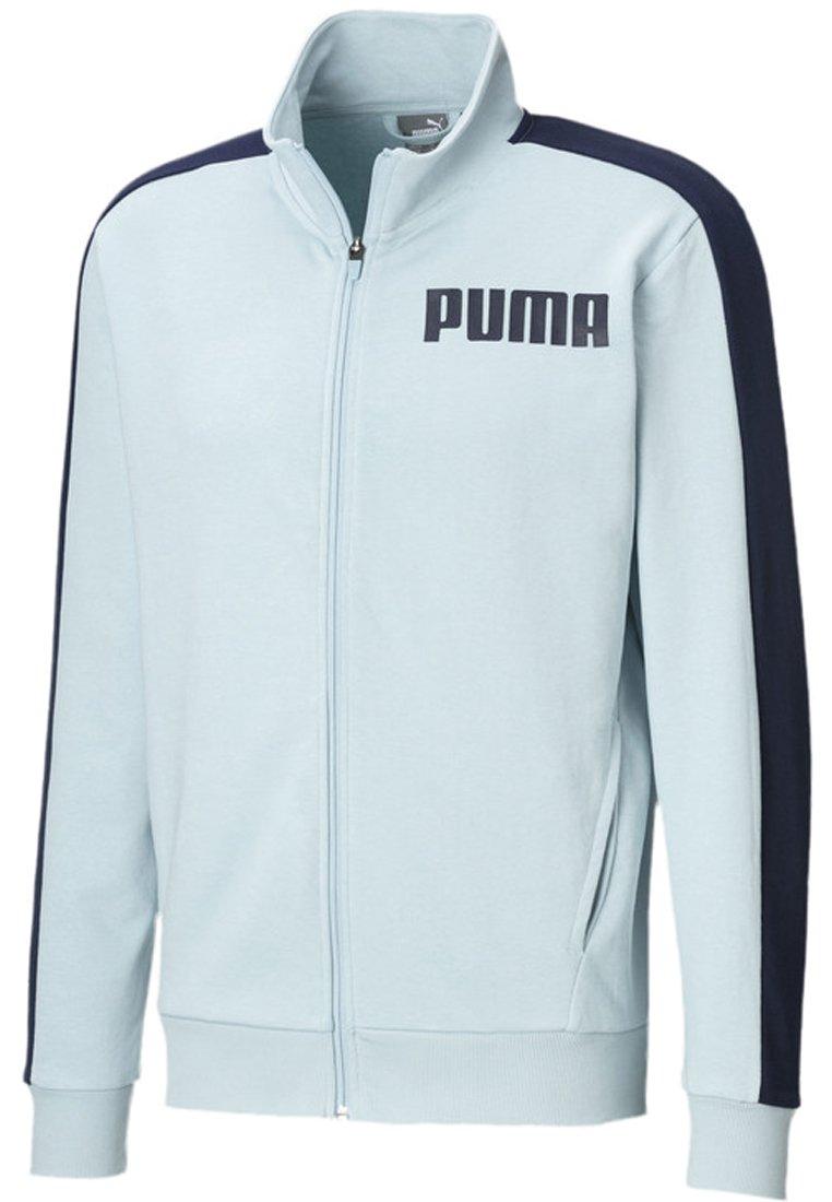 Puma - Veste de survêtement - light sky