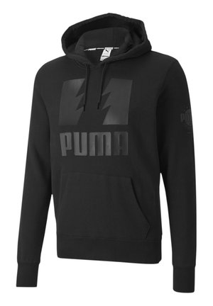 THE HUNDREDS X - Hættetrøjer - puma black