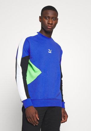 CREW - Sweatshirt - dazzling blue