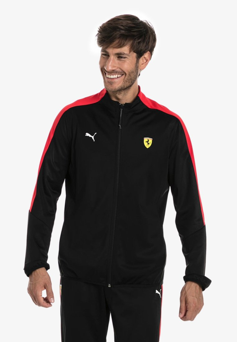 Puma - FERRARI  - Trainingsjacke - black