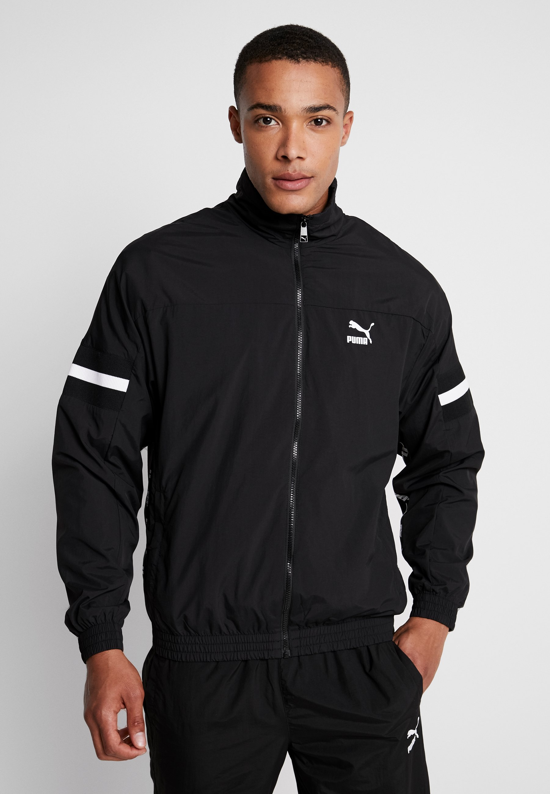 Woven De Black JacketVeste Survêtement Puma AL4R5q3j
