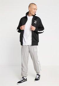 Puma - ICONIC TRACK - veste en sweat zippée - black - 1