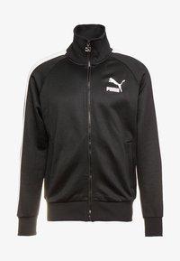 Puma - ICONIC TRACK - veste en sweat zippée - black - 4