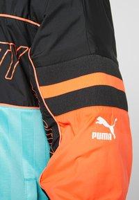 Puma - LUXTG WOVEN JACKET - Veste de survêtement - blue turquoise - 5